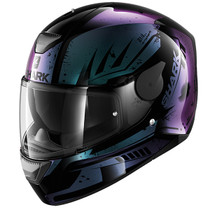 Shark D-SKWAL Dharkov helmet - Black / Purple