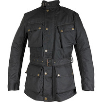 Richa Bonneville Waxed Cotton Textile Jacket