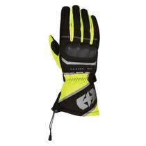 Oxford Montreal 1.0 Gloves - Black / Flou Yellow