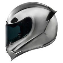 Icon Airframe Pro Quicksilver Helmet - Silver