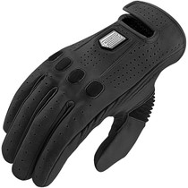 Icon 1000 Prep Gloves - Black