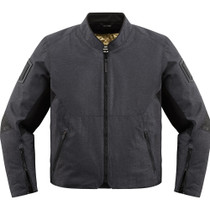 Icon Akromont Jacket - Black
