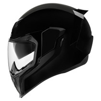 Icon Airflite Helmet - Gloss Black
