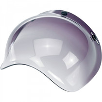 Biltwell Bubble Visor - Gradient Smoke