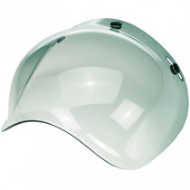 Biltwell Bubble Visor - Gradient Green