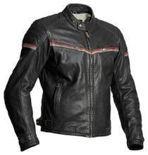 Halvarssons Eagle Jacket - Black / Red