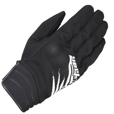 Furygan Cloud Gloves - Black / White