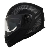 Vemar Sharki Hive Helmet - Matt Black / Grey
