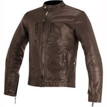 Alpinestars Oscar Brass Jacket - Tobacco Brown