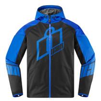 Icon Merc Crusader Jacket - Blue