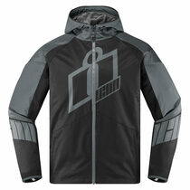 Icon Merc Crusader Jacket - Grey