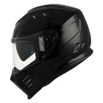Simpson Venom Helmet - Gloss Black