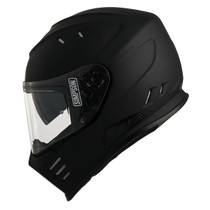 Simpson Venom Helmet - Matt Black