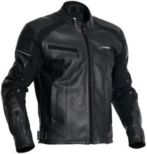 Jofama Atle Waterproof Leather Jacket - Black