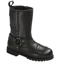 Merlin Eva Heritage Boots - Black