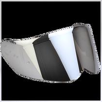 Simpson Venom Visor - Mirror / Silver