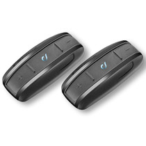 Interphone Shape Twin Pack Bluetooth Intercom