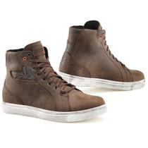 TCX Street Ace Waterproof Boots - Dakar Brown