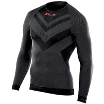 TCX Roundneck Long Sleeve Technical Base Layer Shirt