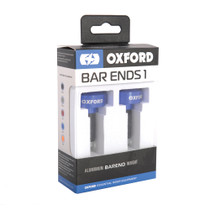 Oxford Bar Ends 1 - Blue