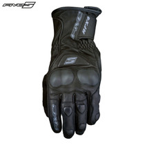 Five RFX4 ST Leather Gloves - Black