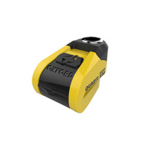 Oxford Quartz XA6 Alarm Disc Lock - Yellow / Black