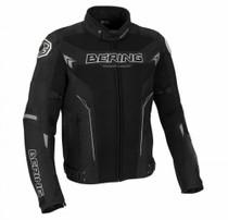 Bering Mistral Mesh Jacket - Black / White / Grey