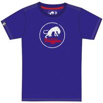 Furygan Katana T-Shirt - Blue / White / Red