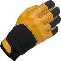 Biltwell Bantam Gloves - Tan / Black