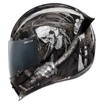 Icon Airframe Pro Harbinger Helmet - Black