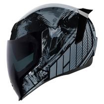 Icon Airflite Stim Helmet - Black