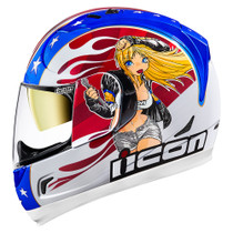 Icon Alliance GT DC18 Helmet - Glory