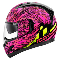 Icon Alliance GT Bird Strike Helmet - Pink