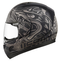Icon Alliance Oro Boros Helmet - Black