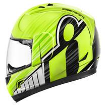 Icon Alliance Overlord Helmet - Hi-Viz