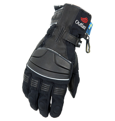 Halvarssons Beast Outlast Gloves - Black
