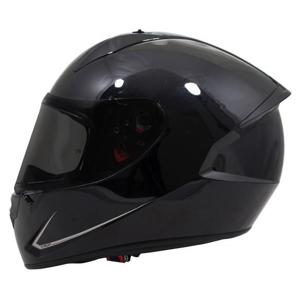 f27d7178 MT Stinger Helmet - Gloss Black | Bolt Bikes