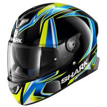 Shark Skwal 2 Sykes Helmet - Black / Blue / Yellow