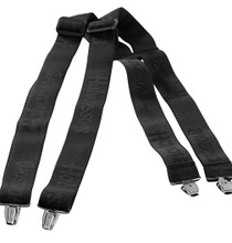 Halvarssons Clip Braces - Black