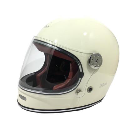 Viper F656 Vintage Helmet - Cream