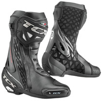 TCX RT Race Waterproof Boots - Black