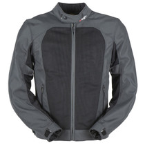 Furygan Genesis Mistral Evo Jacket - Grey / Black