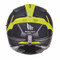 MT Blade 2 SV Blaster Helmet - Matt Black / Yellow