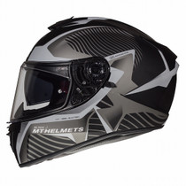 MT Blade 2 SV Blaster Helmet - Matt Black / Grey