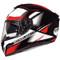 MT Blade 2 SV Fugue Helmet - White / Red