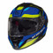 MT Blade 2 SV Fugue Helmet - Blue / Yellow
