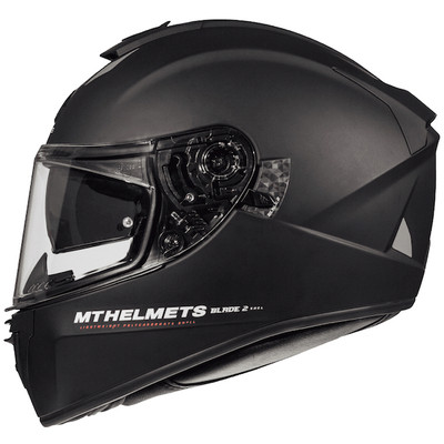 MT Blade 2 SV Helmet - Matt Black