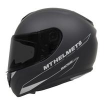MT Rapide Helmet - Matt Black