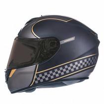 MT Rapide Revival Helmet - Matt Black