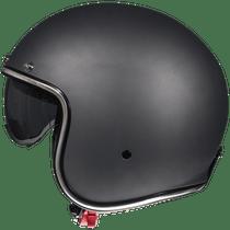 MT Le Mans 2 SV Helmet - Matt Black
